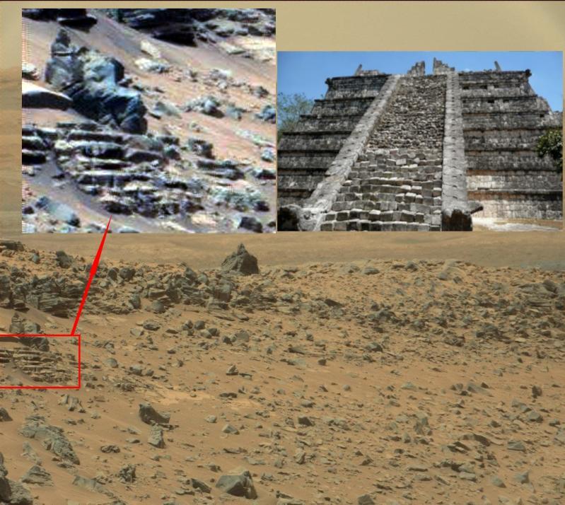 Pyramide à degré