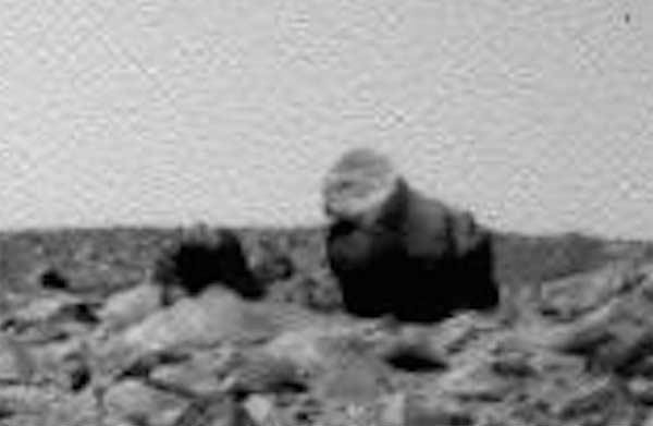 Creature mars 1