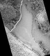 Lac mars orbiter