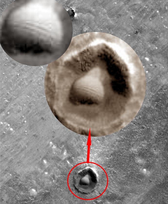 Mars sphere